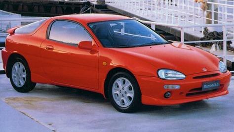 Mazda MX-3 Mazda MX-3