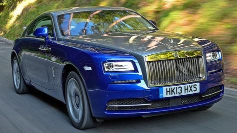 Rolls-Royce Wraith Rolls-Royce Wraith