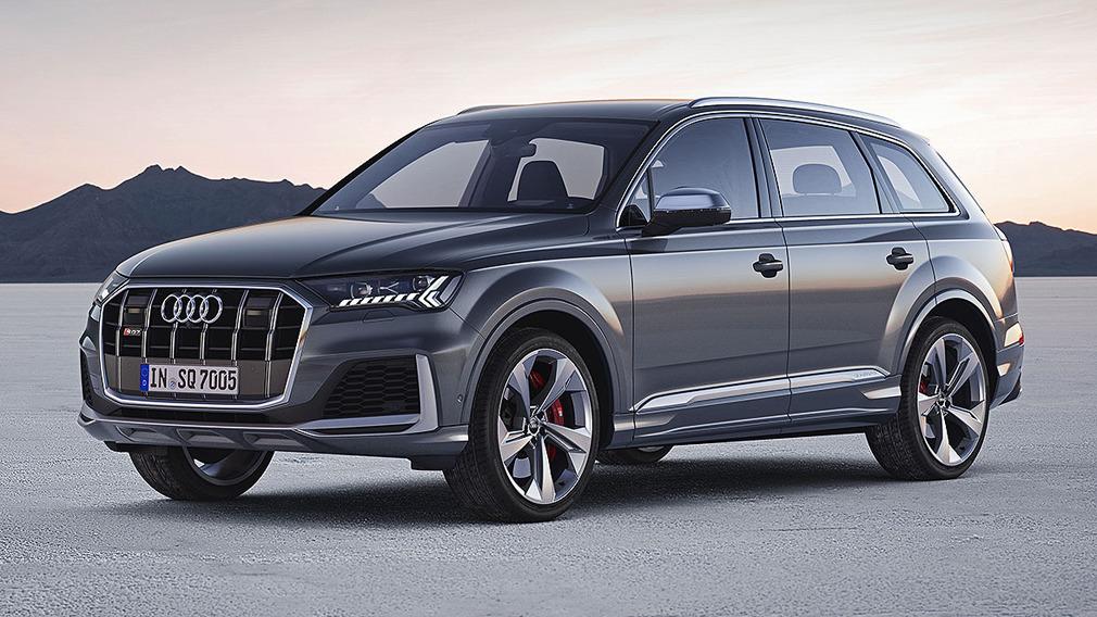 Audi SQ7 Audi SQ7