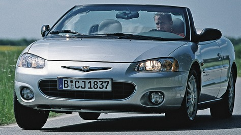 Chrysler Sebring ST-22 / JR