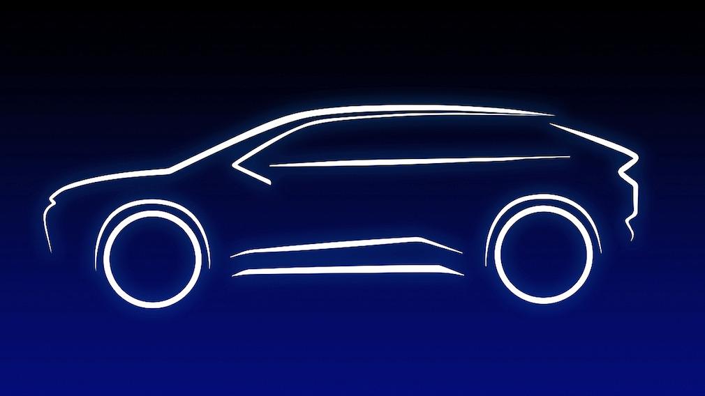 Toyota Elektro-SUV Toyota Elektro-SUV