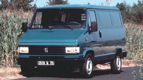 Peugeot J5 Peugeot J5