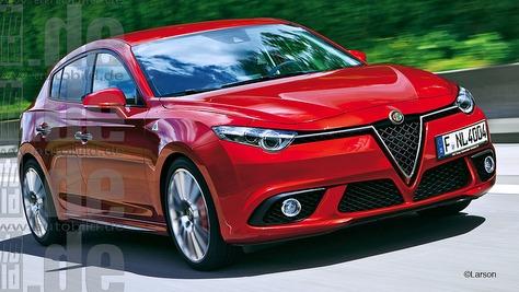 Alfa Romeo Giulietta IV