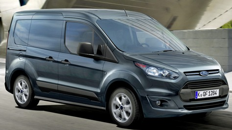Ford Transit Connect Gen. 2