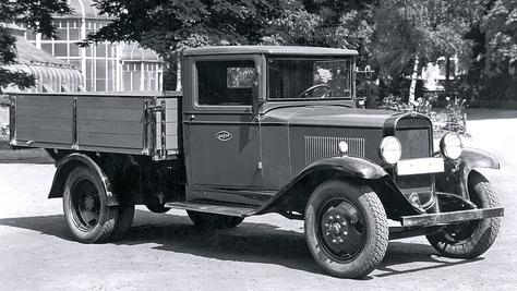 Opel Blitz Gen. 1