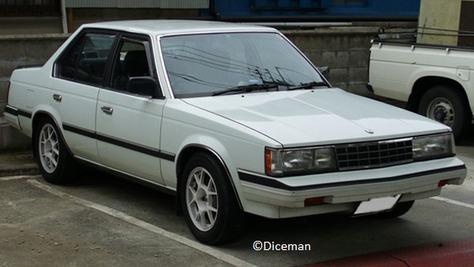 Toyota Corona CT141 / T140 / T150