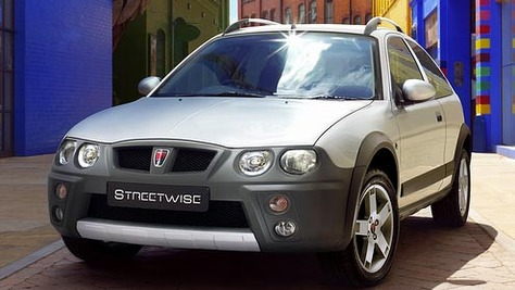 Rover Streetwise Rover Streetwise