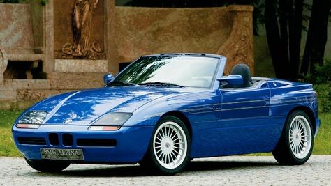 Alpina Roadster Z1