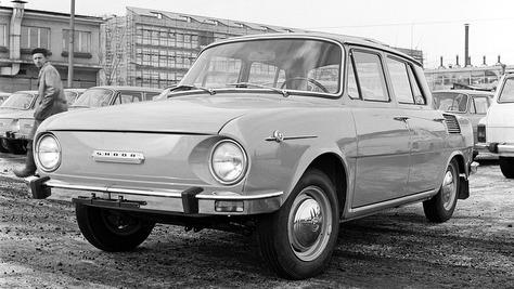 Škoda 100 Škoda 100