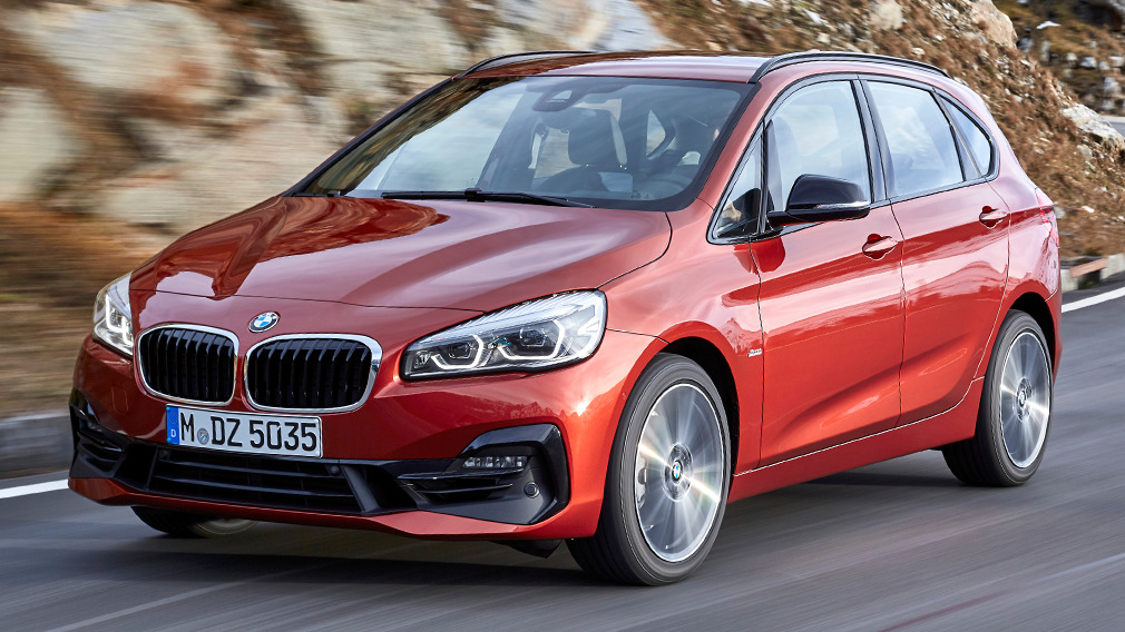 BMW 2er Active Tourer BMW 2er Active Tourer