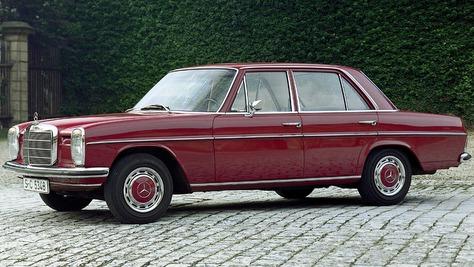 Mercedes /8 (W 114 / W115) Mercedes /8 (W 114 / W115)