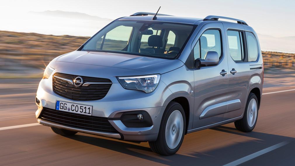 Opel Combo Life E