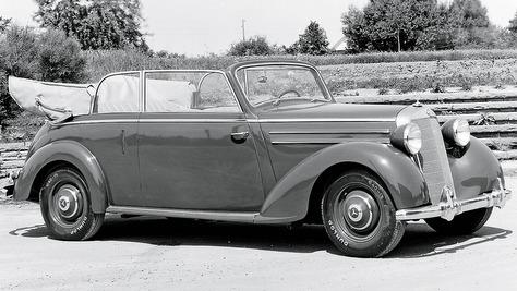 Mercedes Typ 170 Mercedes Typ 170