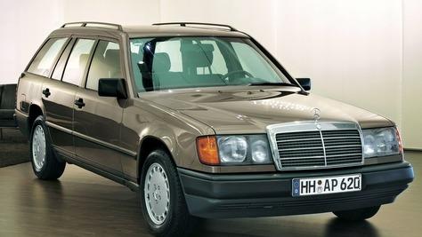 Mercedes E-Klasse W 124