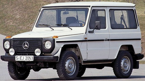 Mercedes G-Klasse I (W 460)
