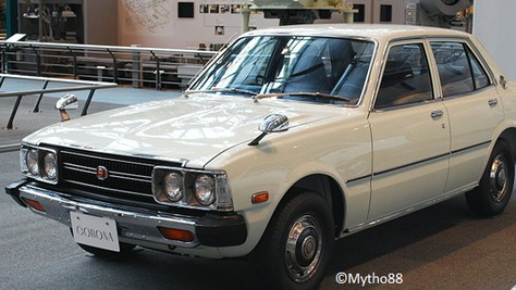 Toyota Corona T100 / T110 / T120