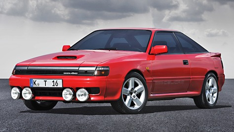 Toyota Celica T16