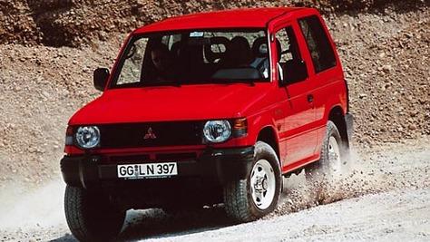 Mitsubishi Pajero V20