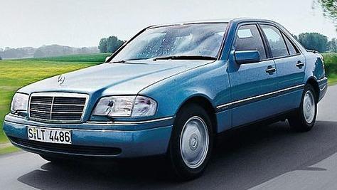 Mercedes C-Klasse W 202