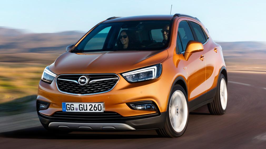 Opel Mokka X Opel Mokka X