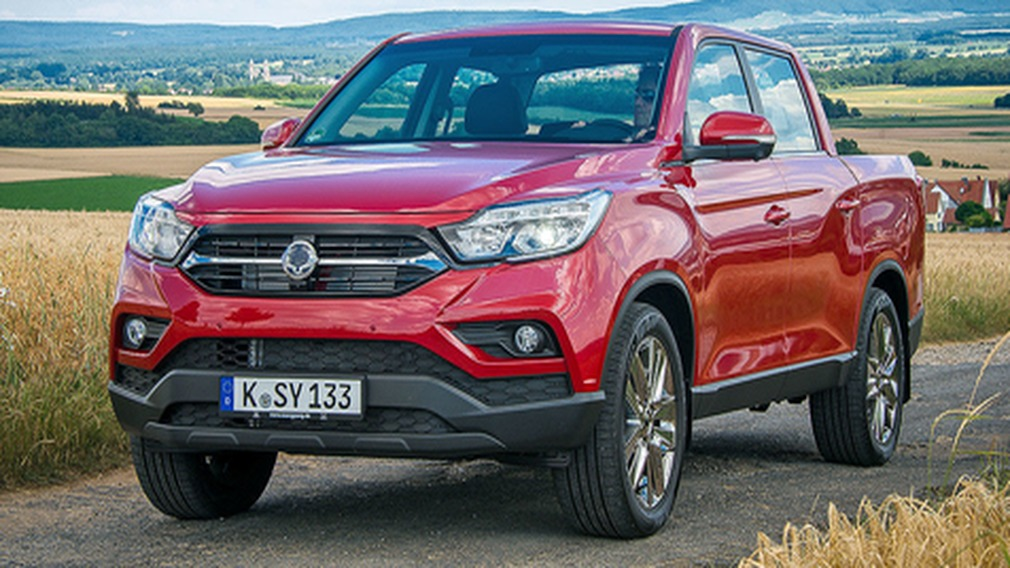 SsangYong Musso SsangYong Musso (II)