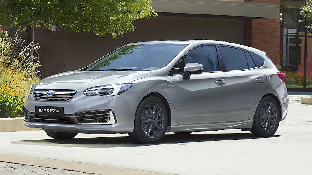 Subaru Impreza V