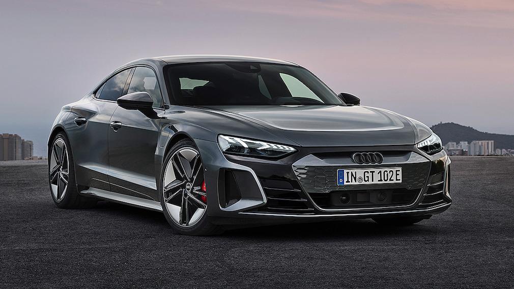 Audi e-tron GT Audi e-tron GT © Audi AG