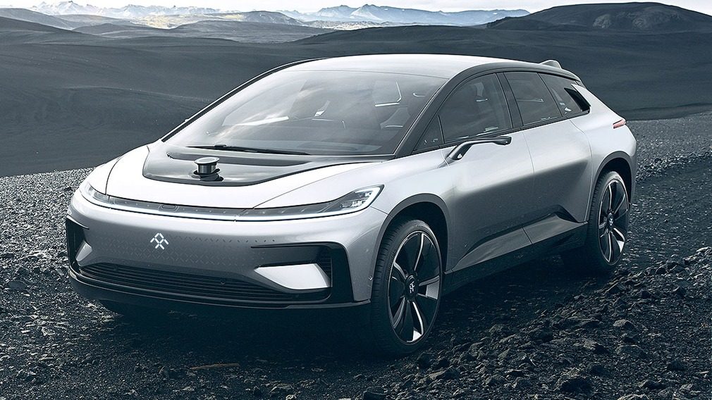 Faraday Future FF 91 Faraday Future FF 91 © Faraday & Future Inc.