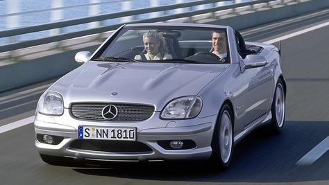 Mercedes-AMG SLC R 170 (SLK)