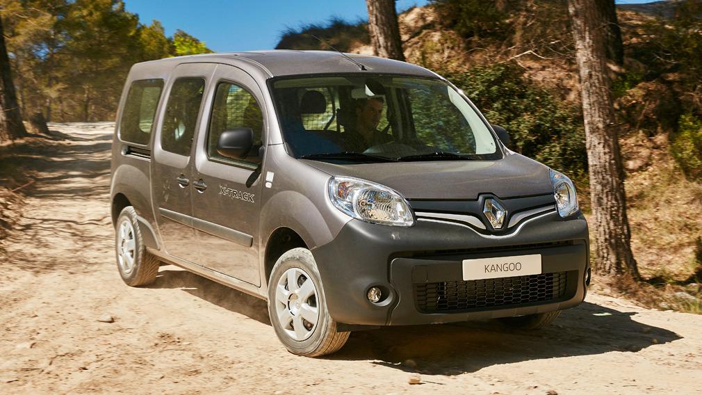 Renault Kangoo Typ W