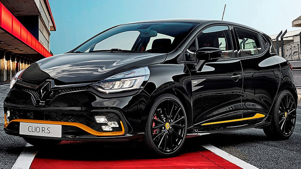 Renault Clio RS IV Typ X98