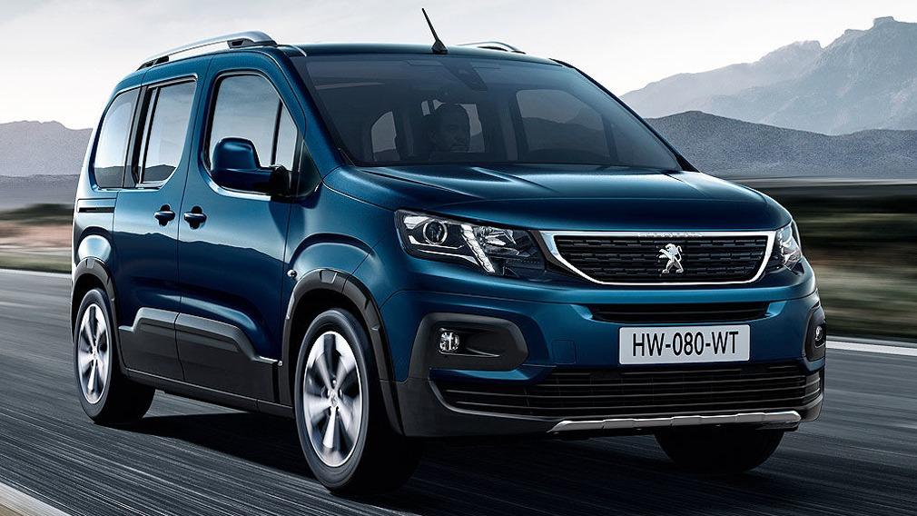 Peugeot Rifter Peugeot Rifter