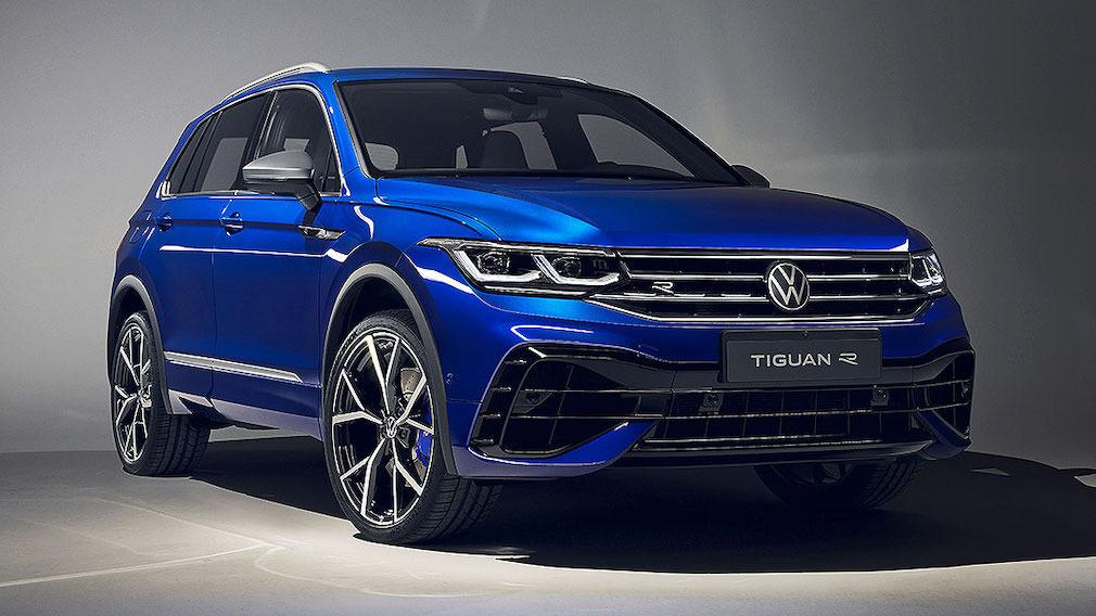 VW Tiguan R VW Tiguan R