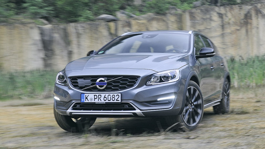 Volvo V60 Cross Country Volvo V60 Cross Country © Werk