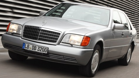 Mercedes S-Klasse W 140