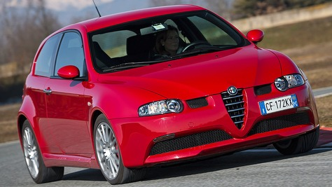 Alfa Romeo 147 GTA Alfa Romeo 147 GTA