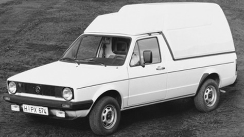 VW Caddy 14D