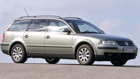 VW Passat B5 (Typ 3B/3BG)