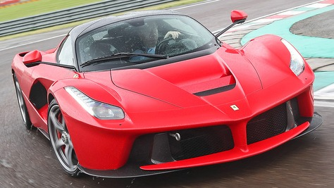 Ferrari LaFerrari Ferrari LaFerrari