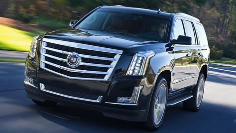 Cadillac Escalade Autobild De