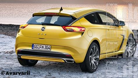 Opel Astra GTC K