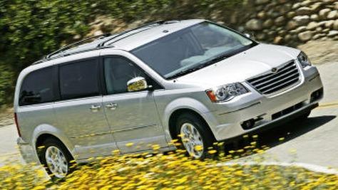 Chrysler Grand Voyager RT