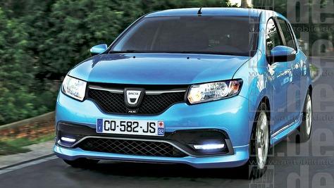 Dacia Sandero RS Dacia Sandero RS