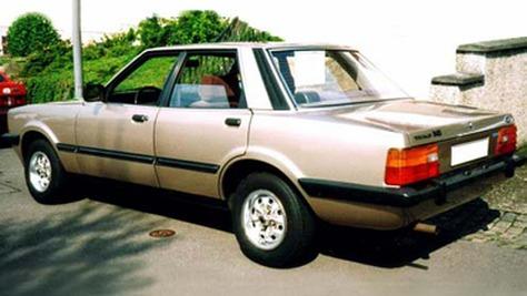 Ford Taunus TC TC '80