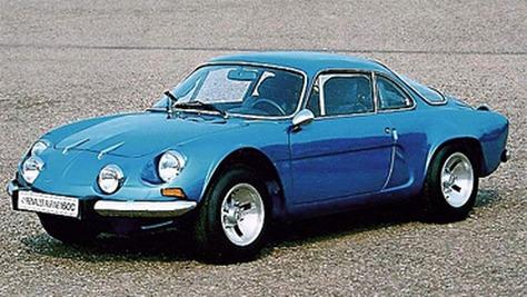 Alpine A 110 I