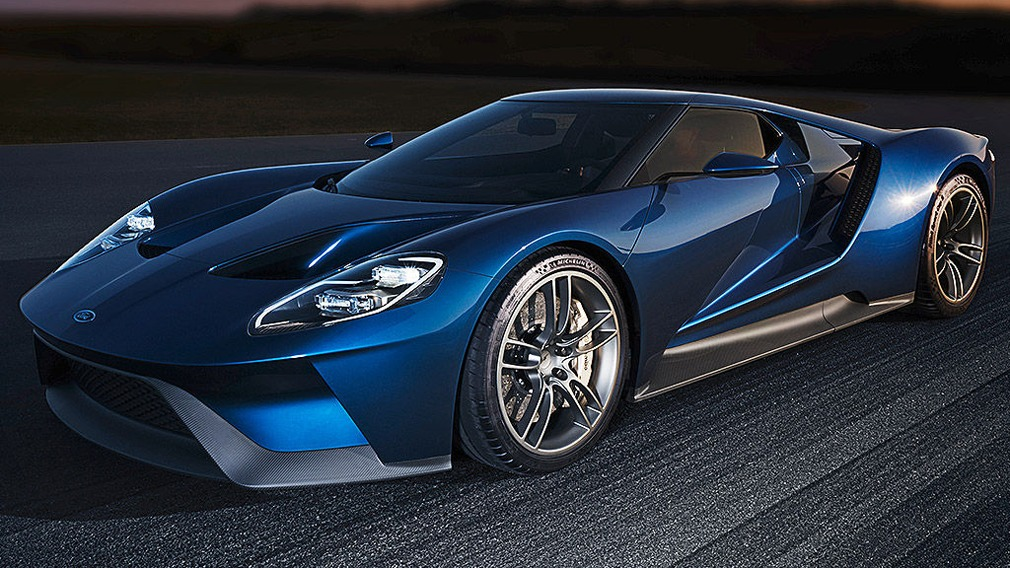 Ford GT III
