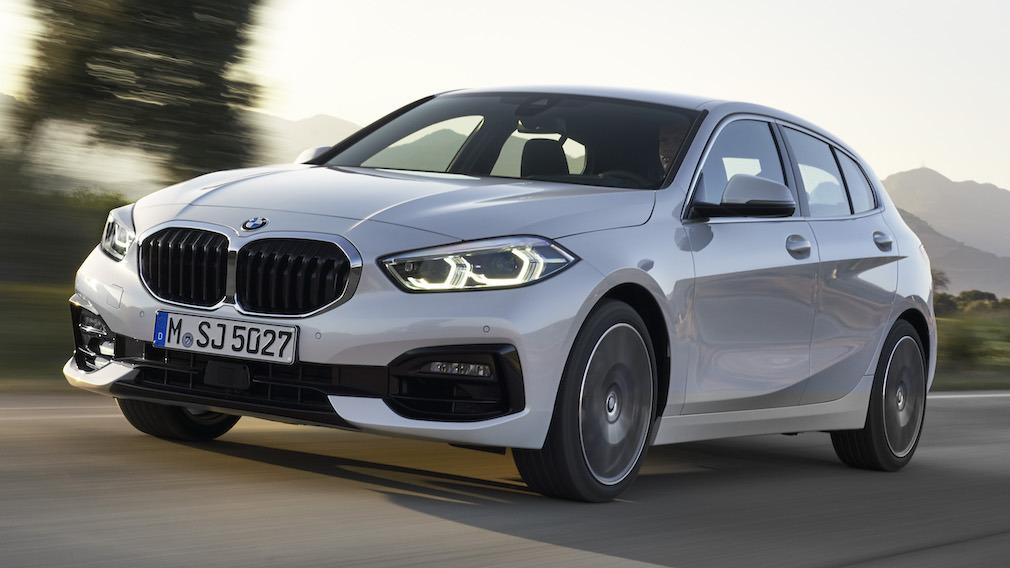 BMW 1er III (F40)