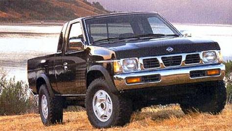 Nissan Navara I (D21)