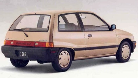 Daihatsu Charade G100 / 102