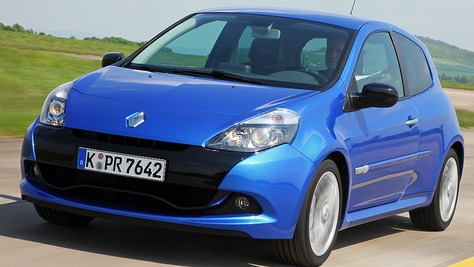 Renault Clio III Typ R